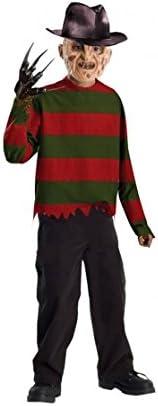 Partilandia Disfraz Freddy Krueger para niño (2-4 años): Amazon.es ...
