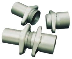 Flowmaster 15923 Header Collector Ball Flange Kit - 3.50 in. to 3.00 in. - Pair by Flowmaster (Image #2)