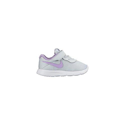 Nike 859620-002, Zapatillas de Trail Running para Niños Gris (Pure Platinum / Urban Lilac-Urban Lilac)