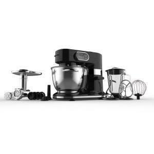 Robot-profesional-1000-W-con-accesorios-color-negro