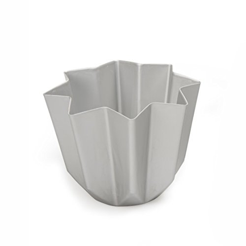 DECORA Pandoro Mould, Anodised Aluminium, Silver Colour, 500 g by Decora