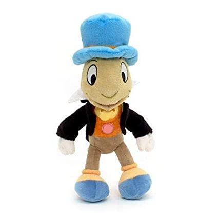 Amazon.com: Jiminy Cricket Mini Bean Bag 9 Soft Toy by ...