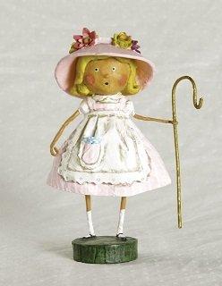Little Bo Peep by Lori Mitchell - 33163