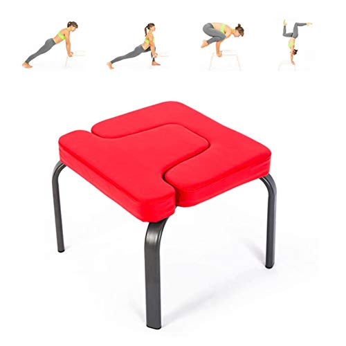 SVNA Heavy Duty Inversion Table Multi-Function Inverted Yoga Aids Inverted Chair Bearing Weight 200kg Suitable for Home ()