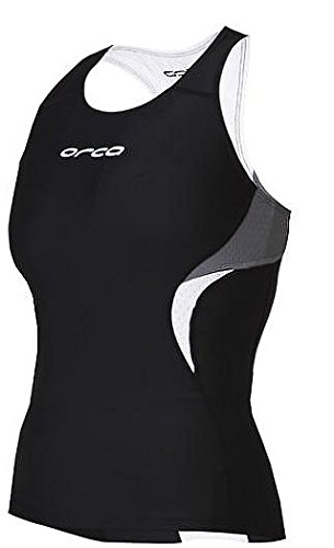 ORCA Womens Core Support Triathlon Top Tank Singlet