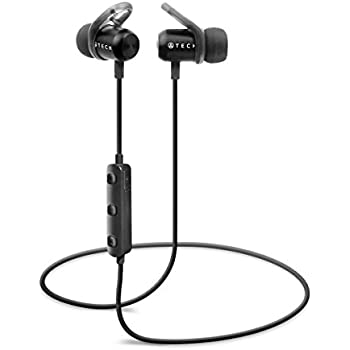 dac590d9782c Amazon.com  ATECH Hi-fi Wireless Headphones - Sweatproof