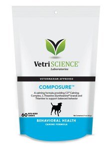 Composure Soft Chews - Composure for Medium and Large Dogs, 30 Soft Chews