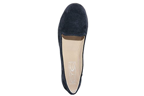Mocassino 1120130 Calf Pelle Blu Eye Donna wtgCqp