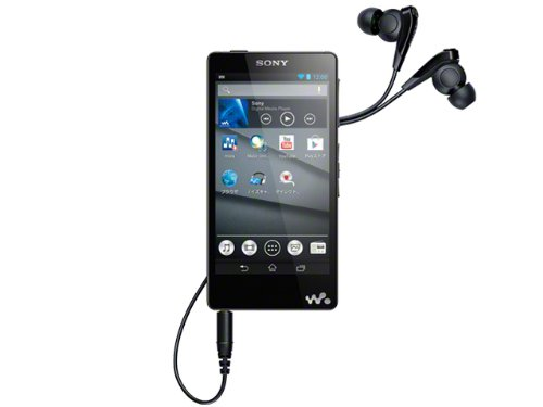 SONY F series Walkman NW-F886(B) 32GB Black (Japan Import)