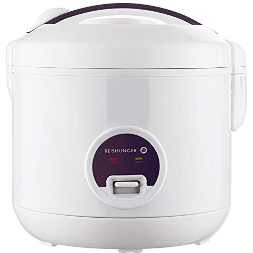 Reishunger-Rice-Cooker-12l500W220V-Keep-Warm-Function-Premium-Quality-Inner-Pot-Spatula-and-Measuring-Cup-Rice-for-up-to-six-People