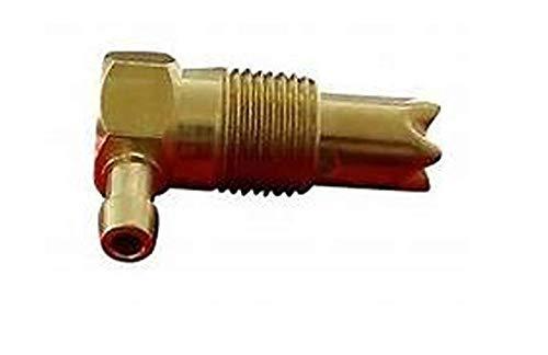 - Fuel GasTank Rollover Brass Vent Valve - 1/2 NPT Gas Tank Brass Safety Vent Valve
