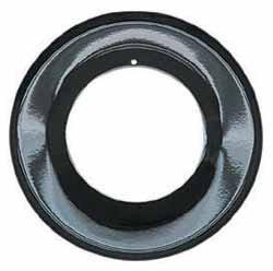 Range Kleen RGP200 Small Round Gas Drip Pan,Pack of (Round Gas Drip Pan)