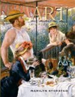 art a brief history 2nd edition text only by marilyn stokstad 2004 05 03