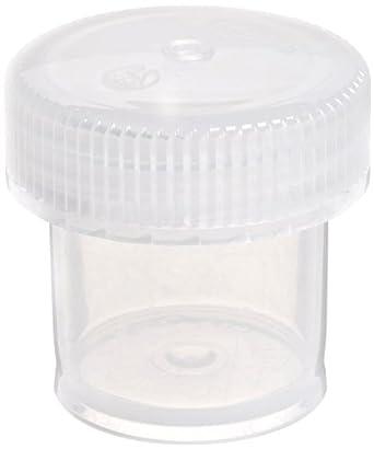 Nalgene Polycarbonate Straight-Side Wide-Mouth Jars