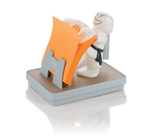 Post-it Pop-up Note Dispenser, Karate Design, Includes One Pop-up Note Pad (KD-330)