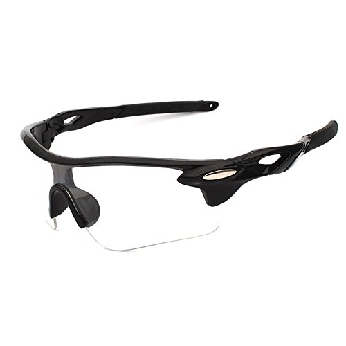 Sun Glasses Shades Sport UV Protective Cycling Riding Running - Eclipse Solar See To Sunglasses
