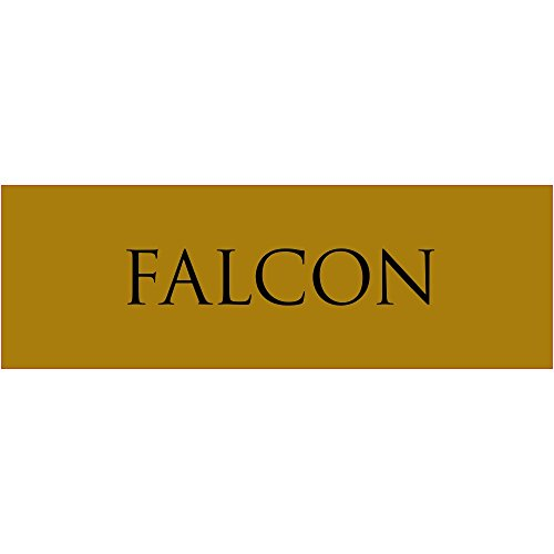Falcon Halloween Costume Name Tag - Funny Halloween Costume -