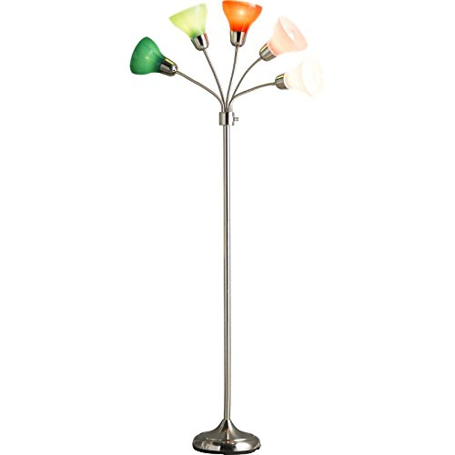 Dragonfly Cone Floor Lamp - 1