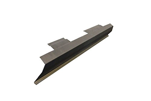 Motor City Sheet Metal - Works With 1996-2007 FORD TAURUS 4DR OUTER ROCKER PANEL PASSENGER ()