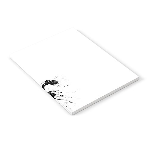 Society6 Basketball Player Dunking In Ink Notebook Set of...