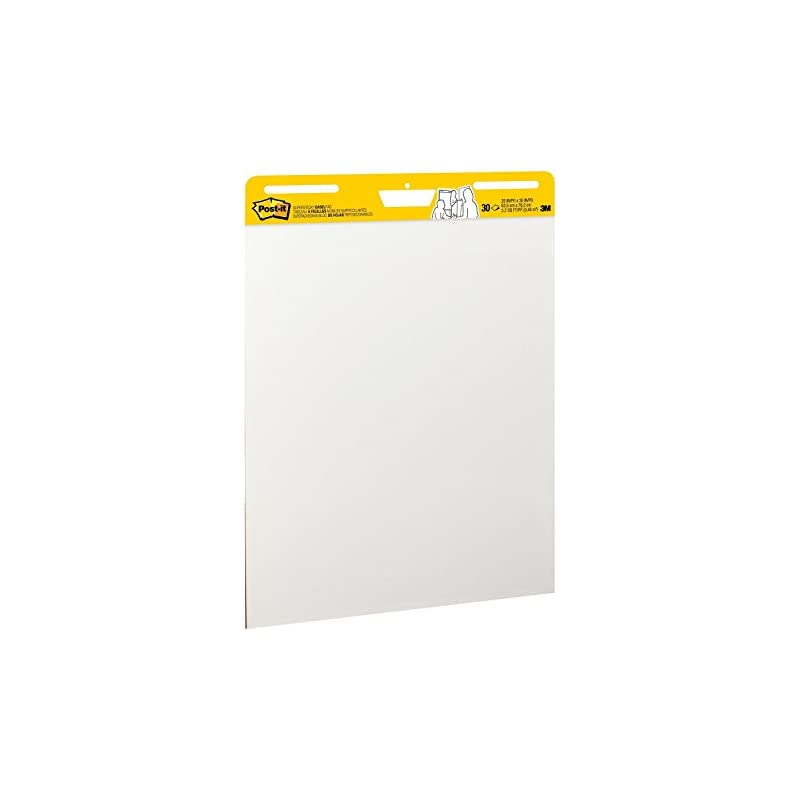 Post-it Super Sticky Easel Pad, 25 x 30