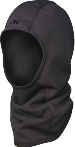 Outdoor Research Wind Pro Balaclava, Black, Large/X-Large