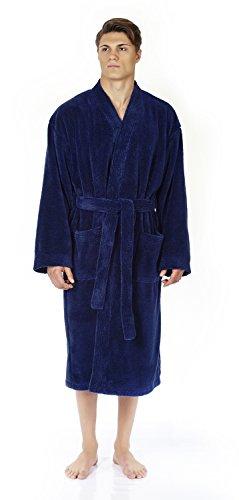 Arus Kimono Fleece Bathrobe Turkish