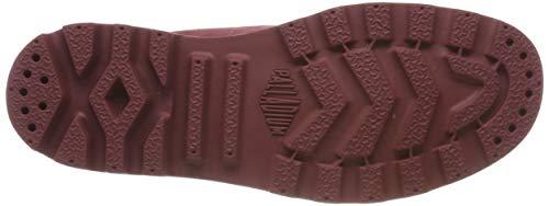 amp; Pampa Palladium Dust Rouge Bottes Souples Tc Femme brick Bottines T10 Mid IFIdrwq