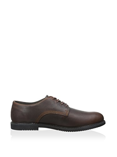 Timberland Men's Coblton Oxford Casual or Dress Shoes 5545A Dark Brown CTxB58BDH