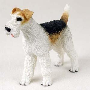 (Fox Terrier - Wirehaired - Figurine)
