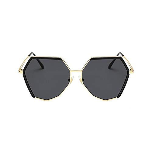 de anti Lunettes soleil NIFG lunettes rue UV polygonales mode soleil de Iwqx5x7gUF