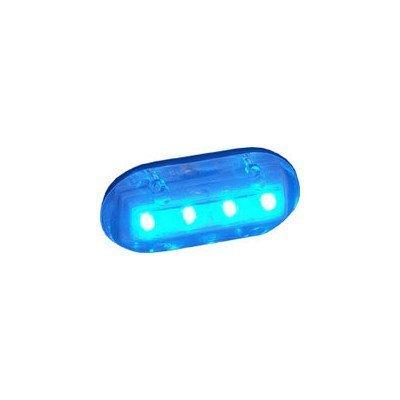 LED Underwater Lights Farbe  Blau von boatersports