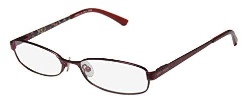Karen Millen Km0080 Womens/Ladies Designer Full-rim Spring Hinges Eyeglasses/Eyeglass Frame (52-16-135, - Frames Glasses Karen Millen