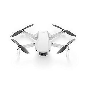 DJI Mavic Mini – Drone FlyCam Quadcopter UAV with 2.7K Camera 3-Axis Gimbal GPS 30min Flight Time, less than 0.55lbs…