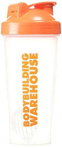 Bodybuilding Warehouse Mezclador/Agitador (700ml) - Sin BPA Mezclador batidos proteinas /fuerte