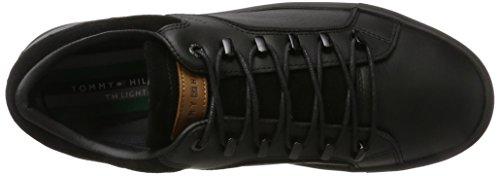 2a1 Nero Hilfiger Tommy Black Sneaker M2285oon Uomo xTAnw1EX