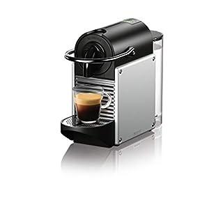 Nespresso Pixie Original Espresso Machine by De'Longhi, Aluminum