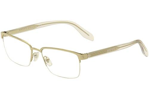 cc8ff691bd0a7 Jual Versace Men s VE1241 Eyeglasses Pale Gold 54mm - Prescription ...