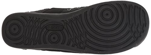 Jane Black Mj Women's Quilted Steel Grey Mary Sienna Flat KEEN HqPpSnn