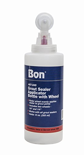 Bon 87-345 Grout Sealer Applicator Bottle with Wheel