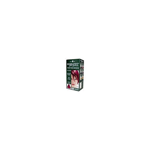 Herbatint Permanent Hair Color Hair Color Crimson Red Ct