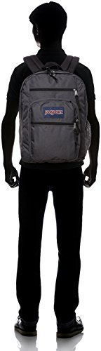 JanSport Big Student Classics Series Backpack - Forge Grey by JanSport (Image #7)