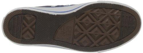Converse Ct Polka Dot Ox 361920-55-33 - Zapatillas de tela para unisex-adultos, color blanco, talla 36 Negro (Noir (Noir/Multi))