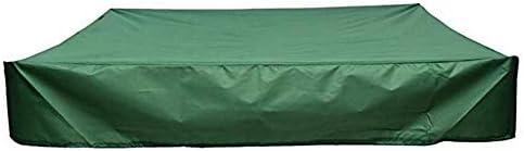 Beatie* Cobertor para Piscina Rectangular Funda De Bunker Verde con Cuerda De Tracci/ón 95 Resistente A Los Rayos UV Juguete Infantil Jard/ín Piscina Peque/ña Sombrilla Impermeable 120 X 120 CM