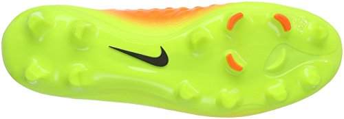 Nike Magista Was Ii Fg Soccer Cleat (no. 11), Totaal Oranje