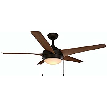 Home Decorators Collection Windward Iv 52 In Integrated Led Indoor Outdoor Oil