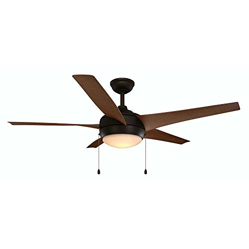 52 oil rubbed bronze ceiling fan - 9