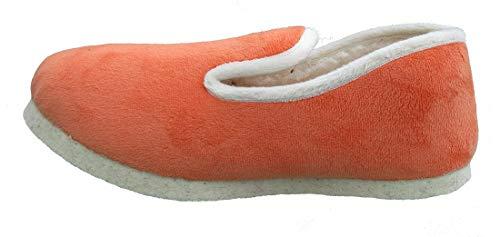 Orange 45 Charentaises cocooning LBP Mixtes AOXEE