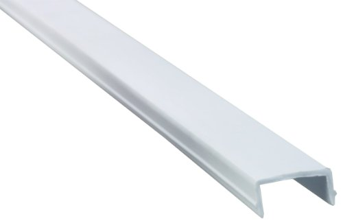 JR Products 11371 White 8 foot Elixir Style Screw Cover
