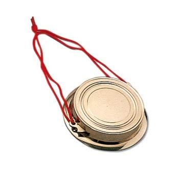 公式の  SUZUKI (バチ付) 当り鉦 上級品 B07JVF5G41 (バチ付) 4.5号 4.5号 10.3cm スズキ B07JVF5G41, 雑貨一代目フグ太郎屋:bdcc7c85 --- sabinosports.com